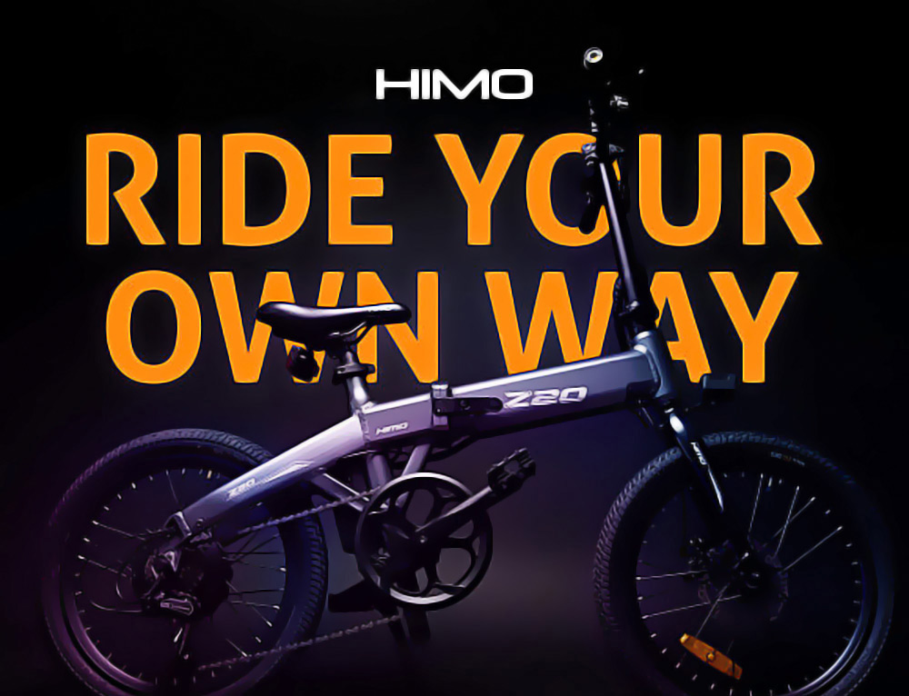 Električno kolo HIMO Z20
