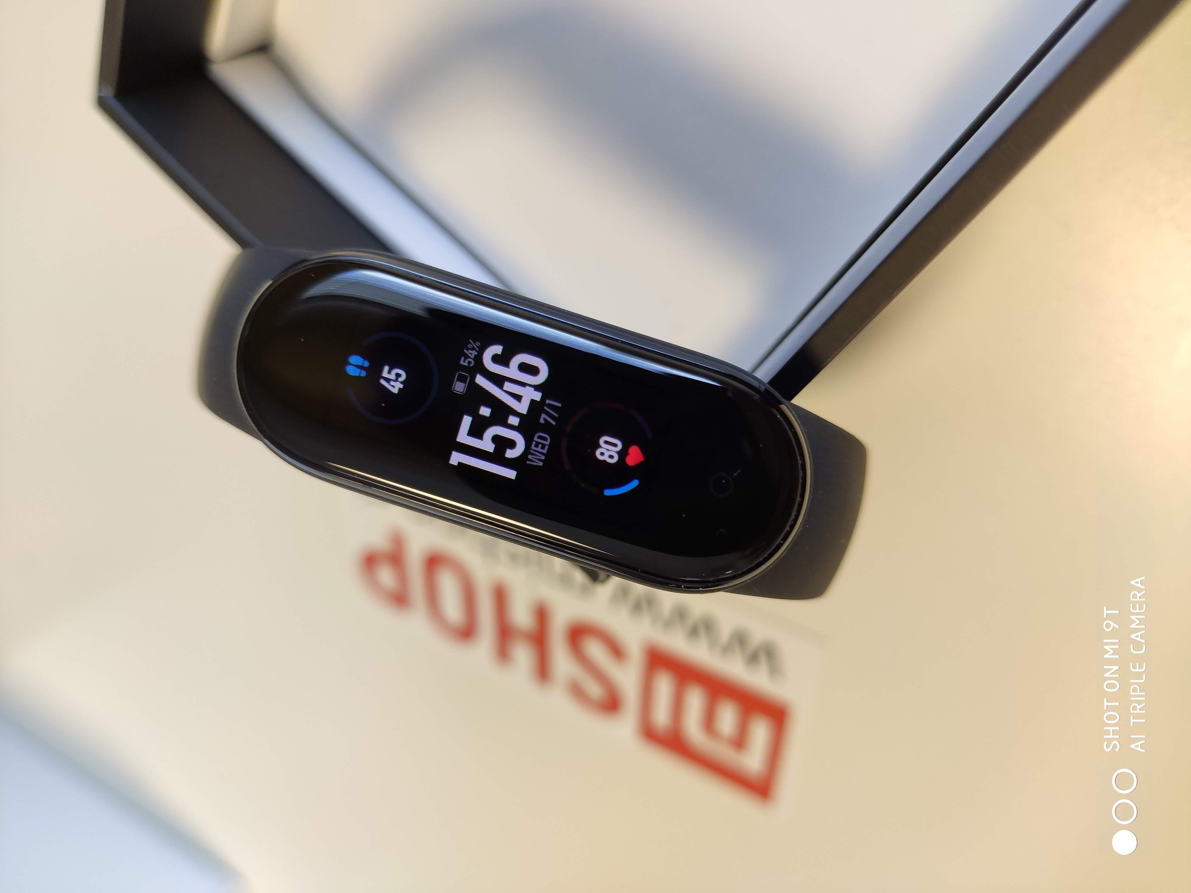Xiaomi Mi band 5 Pametna Zapestnica Mishop