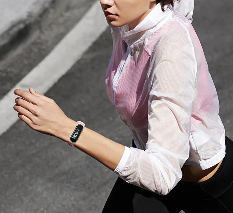 Xiaomi Mi Band 5 Pametna zapestnica - pametna ura
