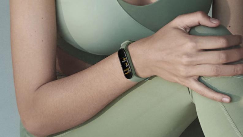 Xiaomi Mi Band 5 Pametna zapestnica - športna ura