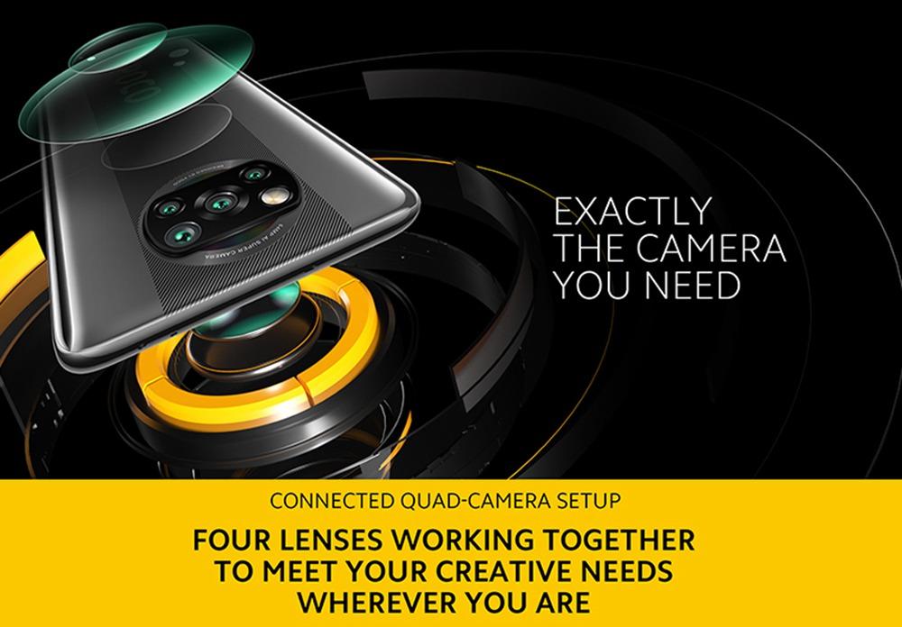 Pametni Telefon Xiaomi POCO X3 NFC
