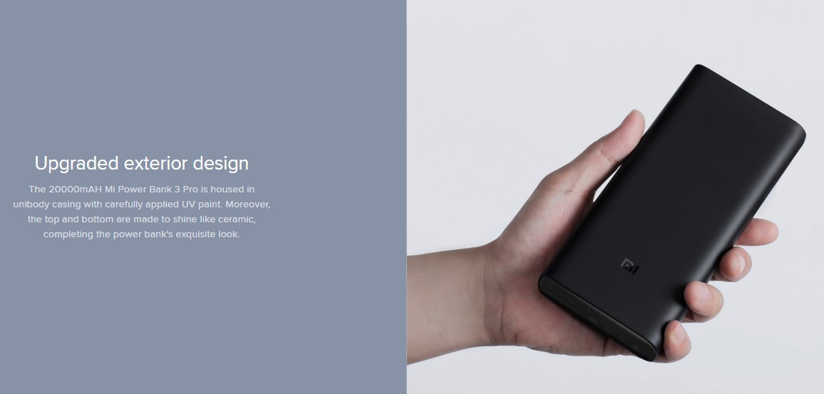 Polnilna baterija Xiaomi Mi 3 Pro