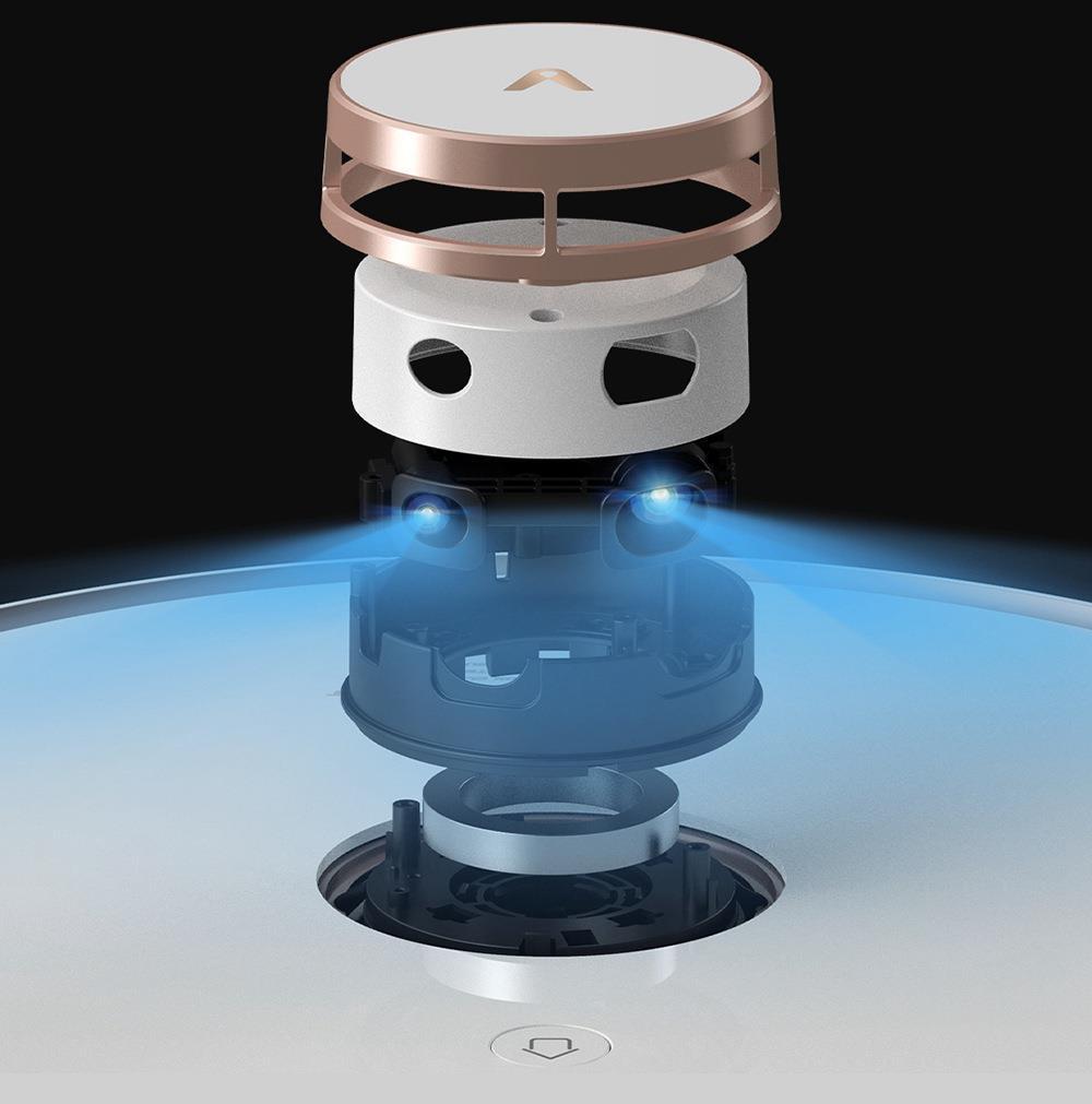 Robotski sesalnik Viomi 9S