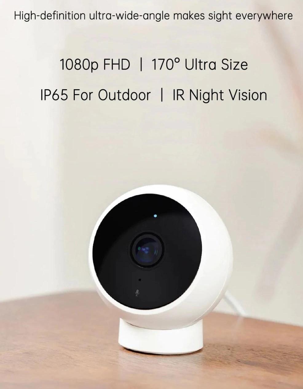 Nadzorna kamera Xiaomi Mi Home Magnetna Pritrditev