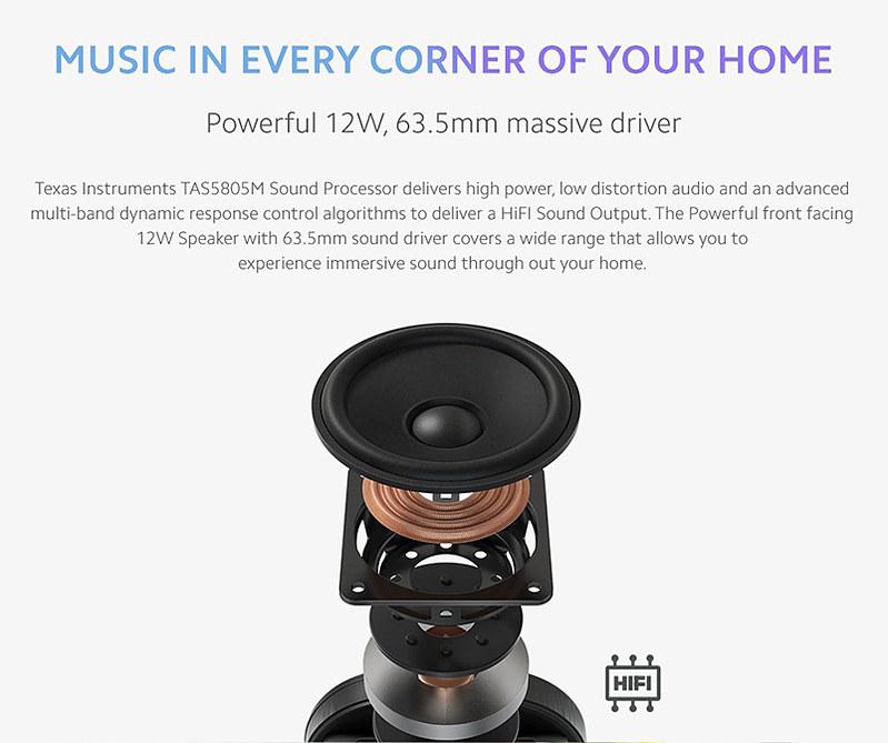 Xiaomi pametni zvočnik Mi Smart Speaker - bel