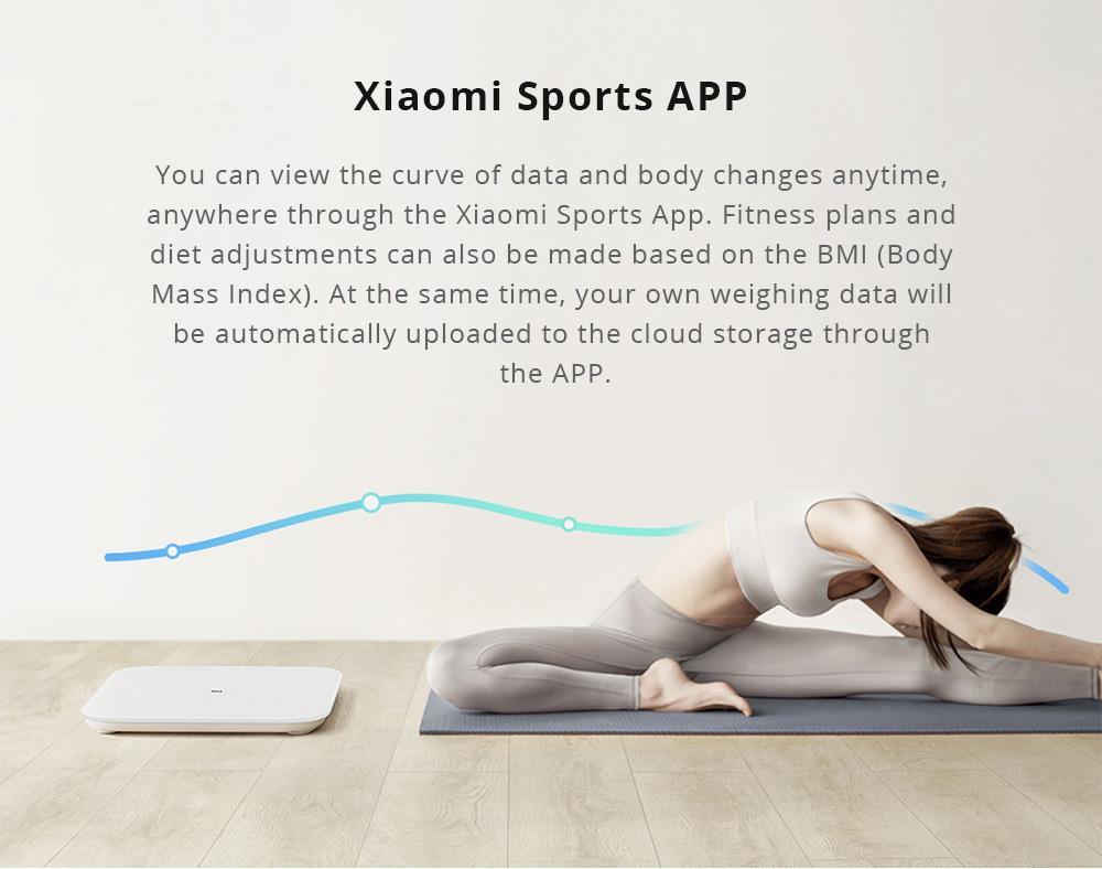 Pametna Tehnica Xiaomi Mi Smart Scale 2